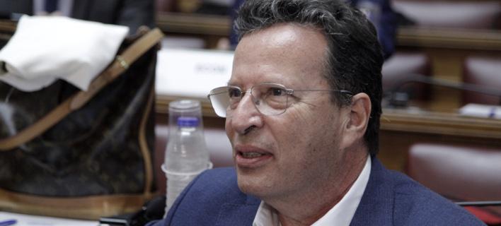 Ο Γιώργος Κύρτσος (Φωτογραφία: EUROKINISSI/ΓΙΩΡΓΟΣ ΚΟΝΤΑΡΙΝΗΣ)