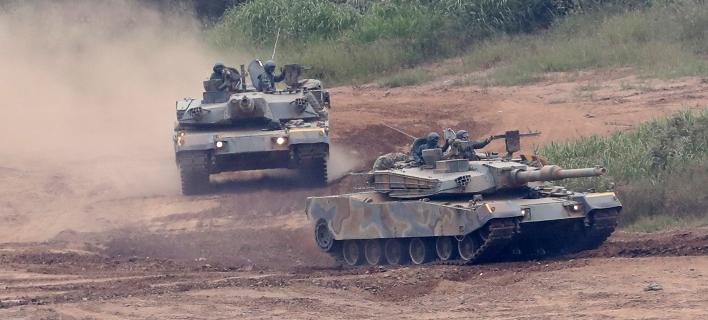 Γερμανία-Κίνα συμφώνησαν για επιβολή αυστηρότερων κυρώσεων απέναντι στη Β. Κορέα