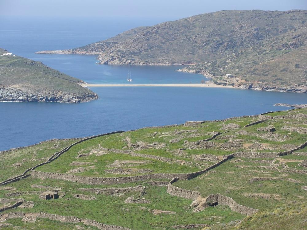 H Kύθνος ποντάρει στον περιπατητικό τουρισμό