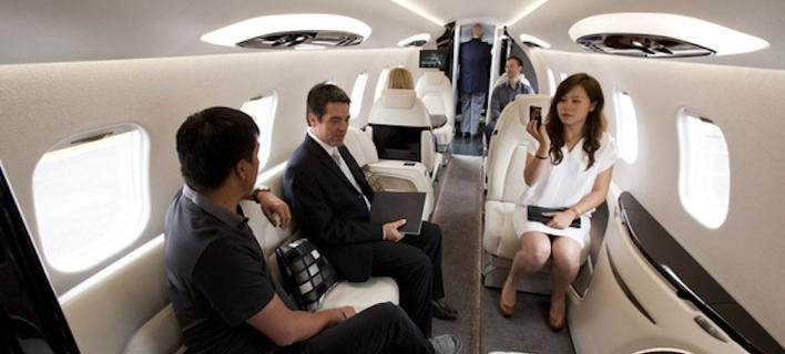 Νέα υπηρεσία «ταξί» με... Learjet: Ταξιδέψτε σε όλο τον κόσμο με 650 δολάρια [εικόνες]