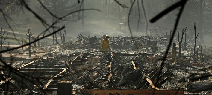 Καλιφόρνια: Στους 76 οι νεκροί από τις φονικές πυρκαγιές -1.276 αγνοούνται