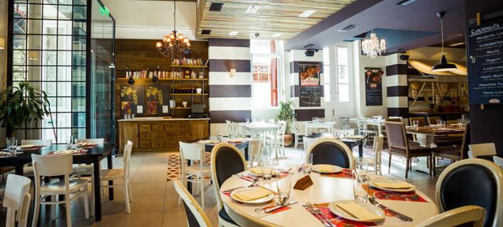 Διέρρηξαν το εστιατόριο του La Pasteria στην Κηφισιά