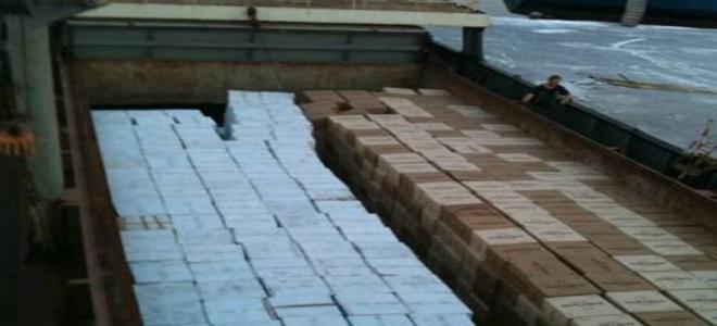 Συνεχίζονται οι έρευνες για το λαθρεμπόριο - 30.000 κούτες λαθραία τσιγάρα στην