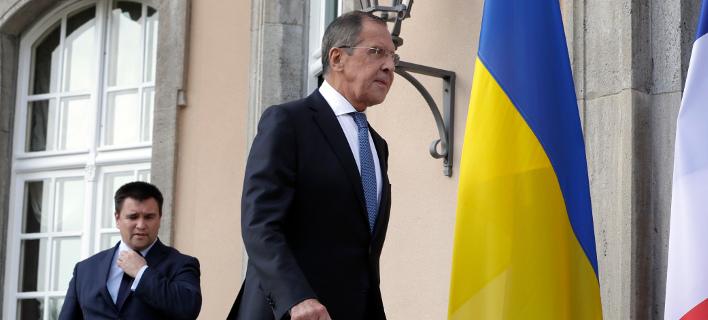O Σεργκέι Λαβροφ/ Φωτογραφία AP images