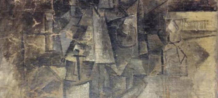 Βρέθηκε κλεμμένος πίνακας του Πικάσο μετά από 17 χρόνια [εικόνα]