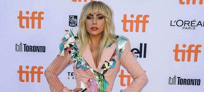 H σταρ της ποπ Lady Gaga (πηγή: ΑΠΕ-ΜΠΕ)