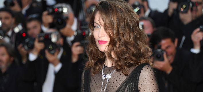H Γαλλίδα ηθοποιός και μοντέλο Λετίσια Κάστα (Φωτογραφία: ΑΡ)