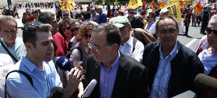 Λαφαζάνης: Η Ελλάδα δεν είναι οικόπεδο κανενός -Δεν υπογράφουμε συμφωνία που θα έχει σκληρά μέτρα