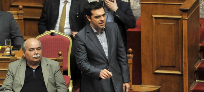 Μήνυμα Τσίπρα μετά τις απώλειες ΣΥΡΙΖΑ: Ισχυρή εντολή ολοκλήρωσης διαπραγμάτευσης-Ολα τα άλλα στην ώρα τους
