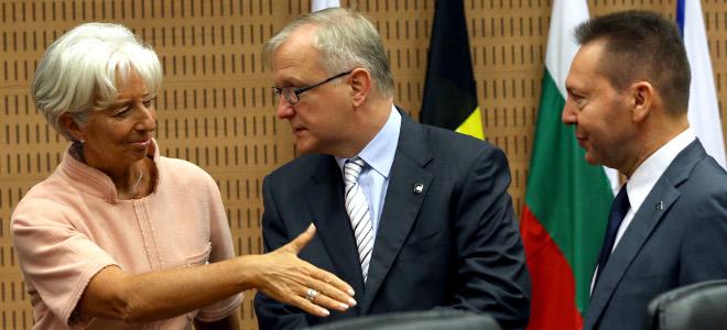 ΔΝΤ και Κομισιόν: Μην κάνετε όνειρα για νέα διαπραγμάτευση