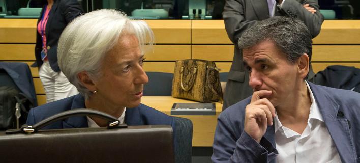 Ψυχρολουσία από το ΔΝΤ- Κόβει στο 2% τις προβλέψεις του για το ΑΕΠ