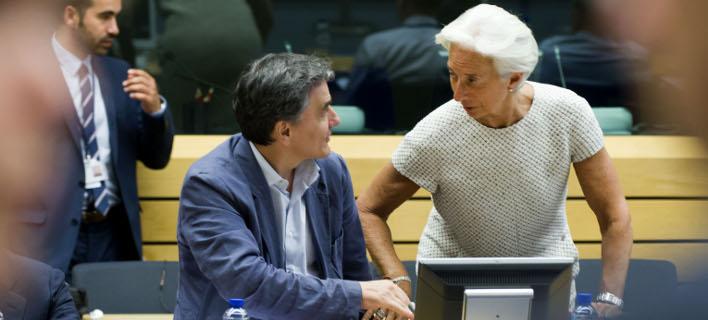 Reuters: Το ΔΝΤ δεν θα μπει στο ελληνικό πρόγραμμα -Πιθανός ειδικός ρόλος