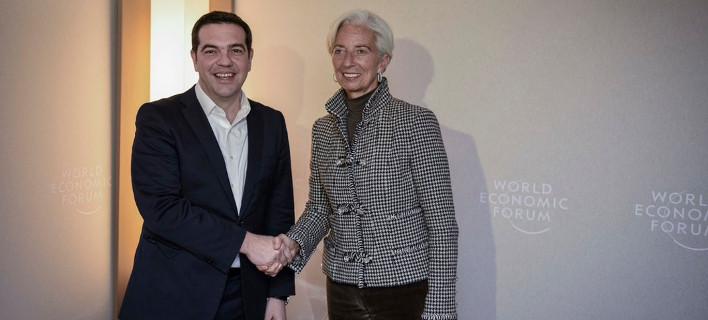 Η απάντηση της Λαγκάρντ για τα Wikileaks: Ανοησίες ότι το ΔΝΤ σχεδιάζει πιστωτικό γεγονός