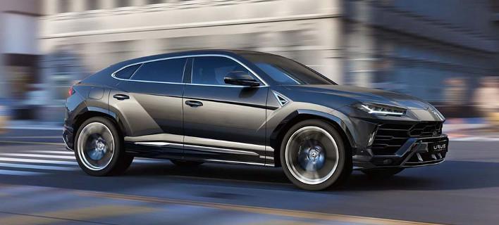 Αυτή είναι η νέα Lamborghini Urus [βίντεο]