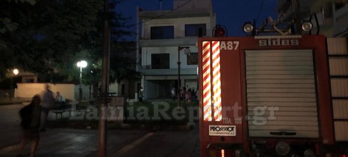 Πυροσβεστική/ Φωτογραφία:lamiareport.gr