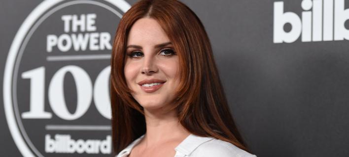 Η τραγουδίστρια Lana Del Rey (πηγή: apimages)