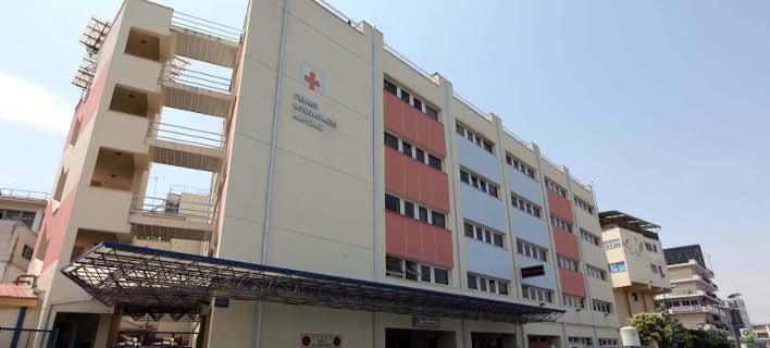 Νοσοκομείο Λάρισα/ Φωτογραφία eurokinissi