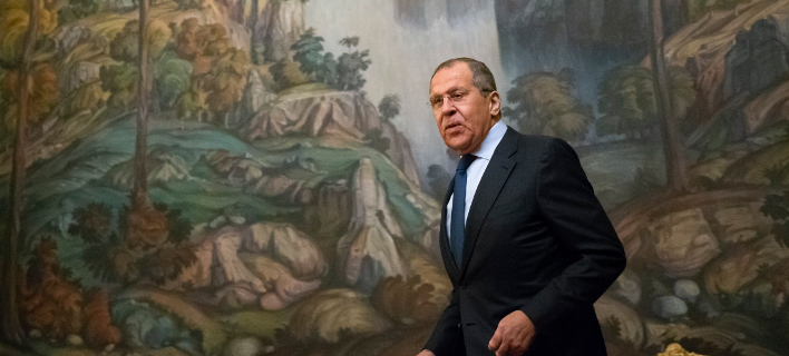 ΥΠΕΞ της Ρωσίας/Φωτογραφία: AP