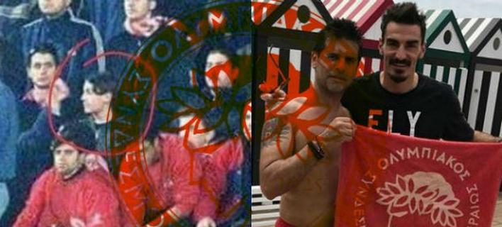 Ο Χριστοδουλόπουλος φωτογραφήθηκε με τα... κόκκινα για πρώτη φορά [εικόνα]