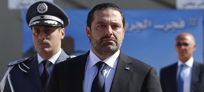 Φωτογραφία: O πρωθυπουργός του Λιβάνου/Associated Press