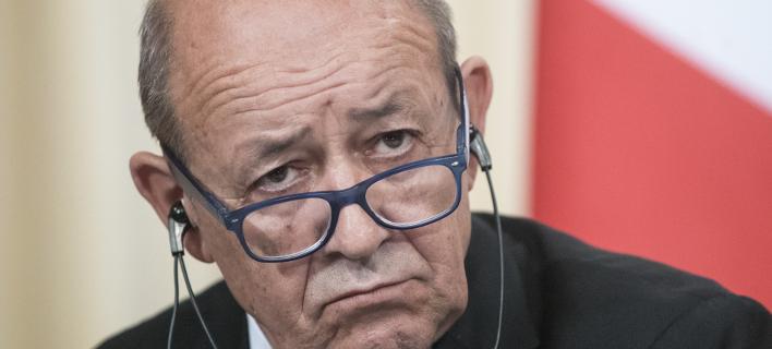 Φωτογραφία: Ο Γάλλος υπουργός Εξωτερικών/Associated Press