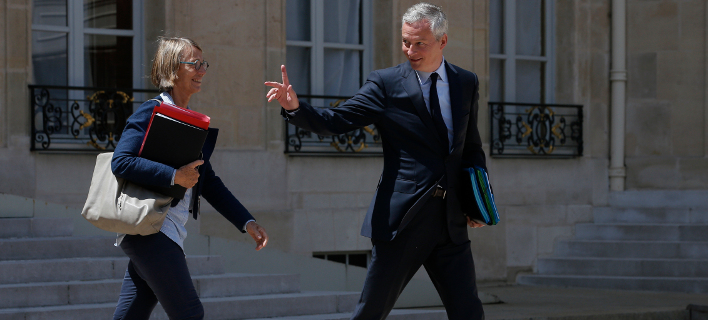 Φωτογραφία: AP Photo/Thibault Camus