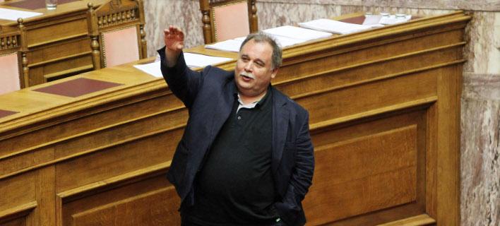 Λεουτσάκος: Είμαστε η ψυχή του ΣΥΡΙΖΑ και όχι ενοικιαστές