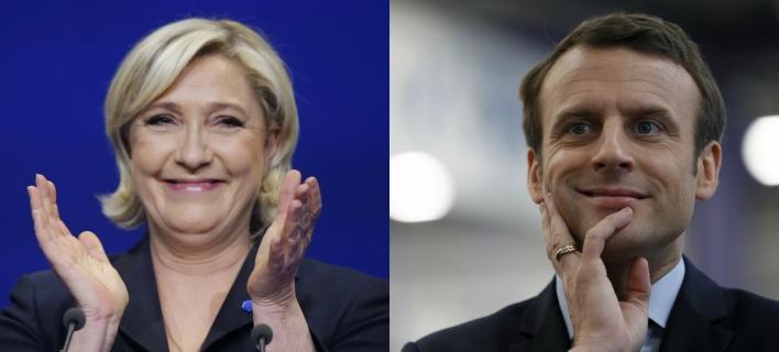 Η πρώτη δημοσκόπηση μετά το χτύπημα στο Παρίσι: Κερδίζει 1 μονάδα η Λεπέν