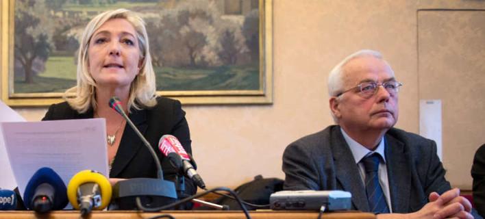 Απίστευτο: Ο σύμβουλος της Μαρίν Λεπέν είναι σταλινικός, πρώην στέλεχος του κομμουνιστικού κόμματος [εικόνες]