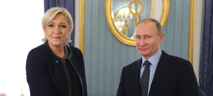 Le Monde: Ο Πούτιν είναι ένα φάντασμα που πλανάται πάνω από την Ευρώπη