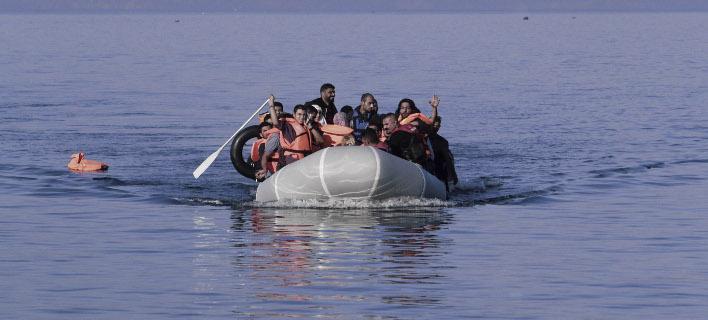 Συνολικά 58 πρόσφυγες διασώθηκαν ανοιχτά του Φαρμακονησίου (Φωτογραφία αρχείου:EUROKINISSI-ΣΤΕΛΙΟΣ ΣΤΕΦΑΝΟΥ)