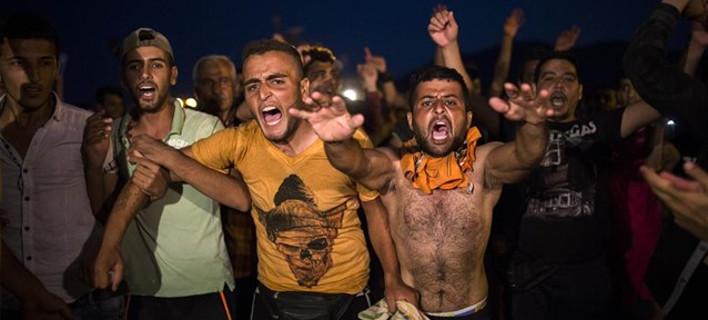 Αποτέλεσμα εικόνας για πρόσφυγες λαθρο hot spot