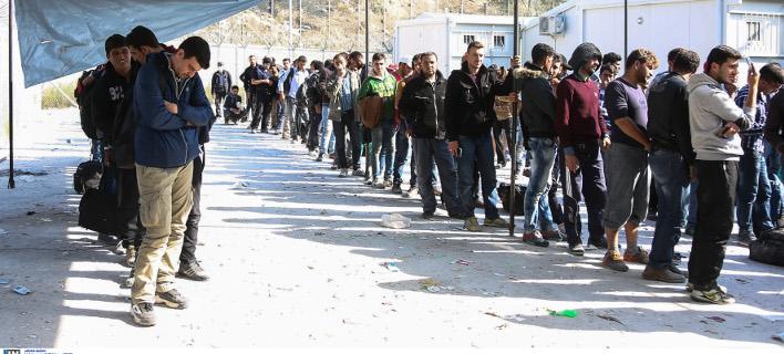 Μετανάστες Λέσβος/ Φωτογραφία intime