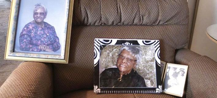Η γηραιότερη γυναίκα των ΗΠΑ, Lessie Brown, Φωτογραφία: Youtube