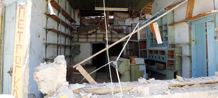 Λέσβος: 150 σπίτια κρίθηκαν ακατάλληλα -Επιδότηση ενοικίου, φορολογικές διευκολύνσεις για τους πληγέντες