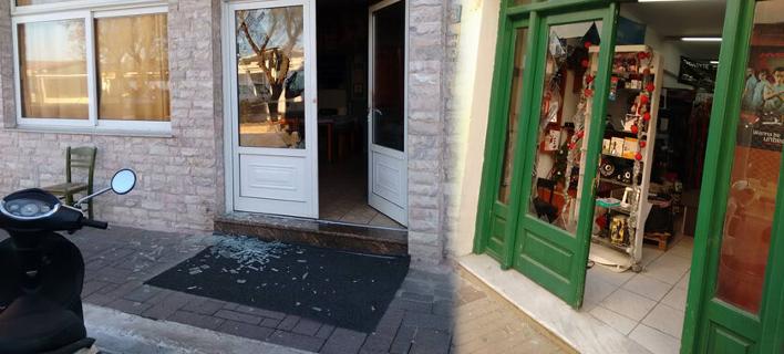 Μυτιλήνη: Συνελήφθησαν 5 Αλγερινοί μετά από το μπαράζ διαρρήξεων σε καταστήματα