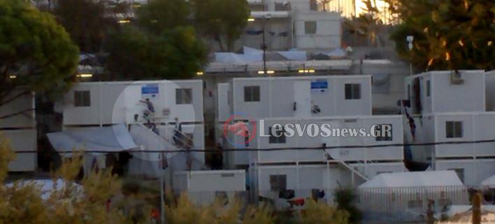 Λέσβος: Περισσότεροι από 350 αστυνομικοί σε επιχείρηση στη Μόρια -Για τη σύλληψη μεταναστών για απέλαση