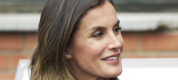 Η βασίλισσα Λετίθια της Ισπανίας /Φωτογραφία: Getty Images