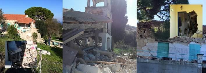 Ο σεισμός έπληξε βαριά τη Λευκάδα -Δύο νεκροί και τεράστιες καταστροφές