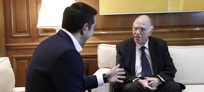Λεβέντης: Τι μου είπε ο Τσίπρας -«Δεν παρέδωσα εγώ το όνομα Μακεδονία, αλλά ο Καραμανλής»