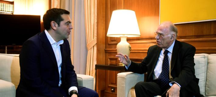 Λεβέντης: Ο Τσίπρας μου άφησε ανοιχτό το ενδεχόμενο για εκλογές λόγω Σκοπιανού- Διαψεύδει το Μαξίμου