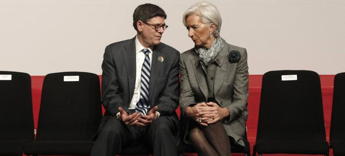 Die Welt: Οι ΗΠΑ φοβούνται ένα Grexit -Εγγυώνται στους Ευρωπαίους την παραμονή του ΔΝΤ