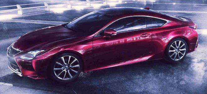 Lexus RC: Πρεμιέρα στο Τόκιο για το πιο δυναμικό Lexus παραγωγής