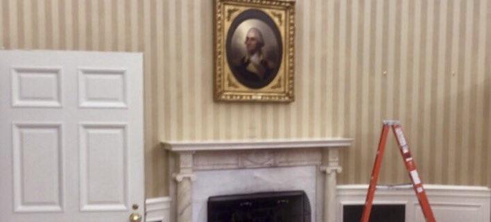 Ο Τραμπ έφυγε, η ανακαίνιση ξεκίνησε: Τι θα αλλάξει στον Λευκό Οίκο [εικόνες]