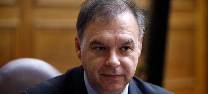 Ο πρώην επικεφαλής του Γραφείου Προϋπολογισμού της Βουλής, Παναγιώτης Λιαργκόβας/ Φωτογραφία: Eurokinissi