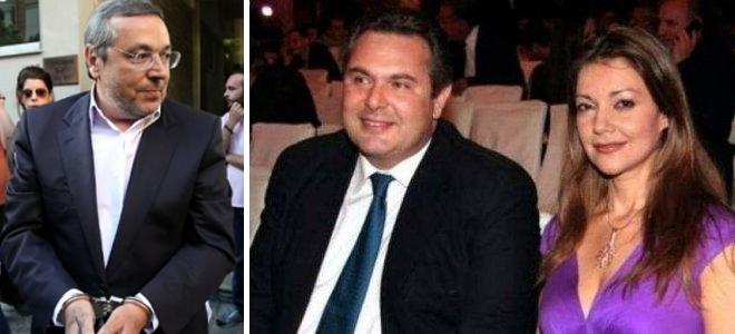 Συνελήφθη ο Αιμίλιος Λιάτσος μετά από μήνυση της συζύγου του Πάνου Καμμένου
