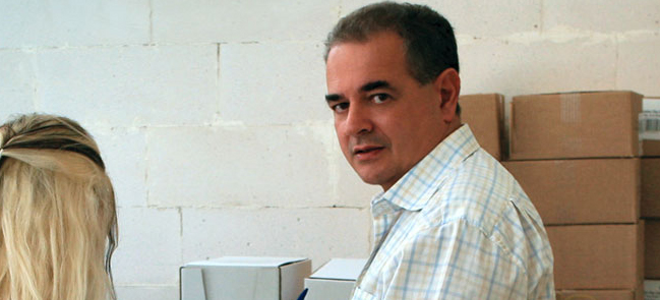 Παραιτήθηκε ο Νίκος Καραχάλιος, έρχεται ο Πάνος Λειβαδάς στον ΕΟΤ