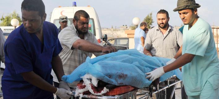 Νεκρός Λιβύη/ Φωτογραφία AP images