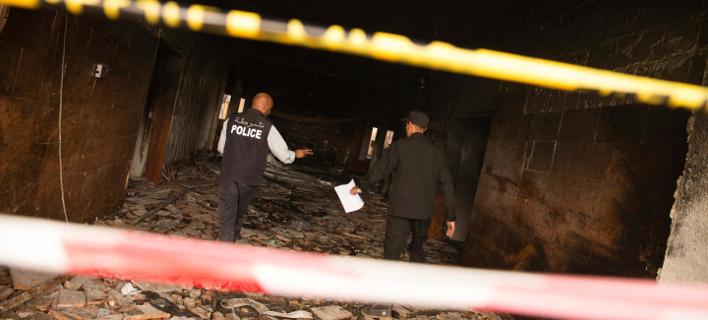 110 πτώματα ανασύρθηκαν από ομαδικό τάφο/Φωτογραφία: AP