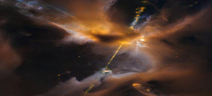 Η NASA βρήκε «κοσμικό» φωτόσπαθο στον ουρανό – Πώς αντέδρασε το διαδίκτυο [εικόνες]
